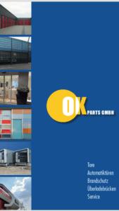 OK-Parts GmbH Imagebroschuere