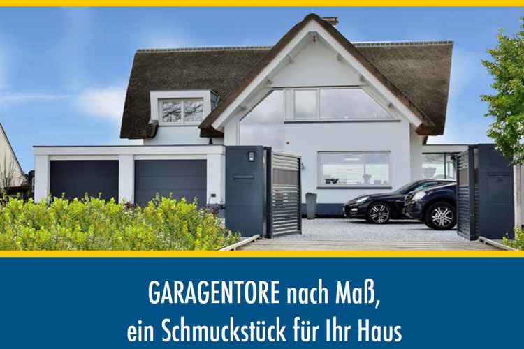 OK Parts GmbH Garagentore Download
