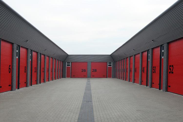 OK Parts GmbH Sektionaltore