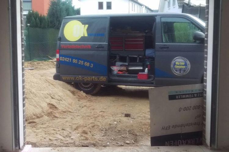 OK Parts GmbH Service