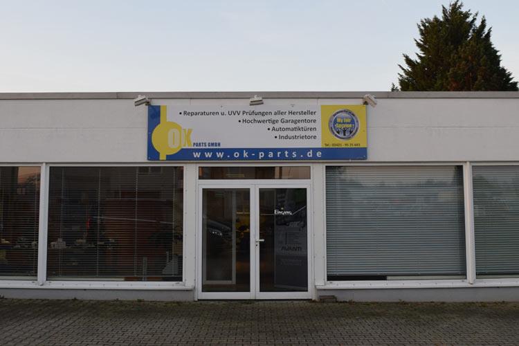 OK Parts GmbH Unternehmen