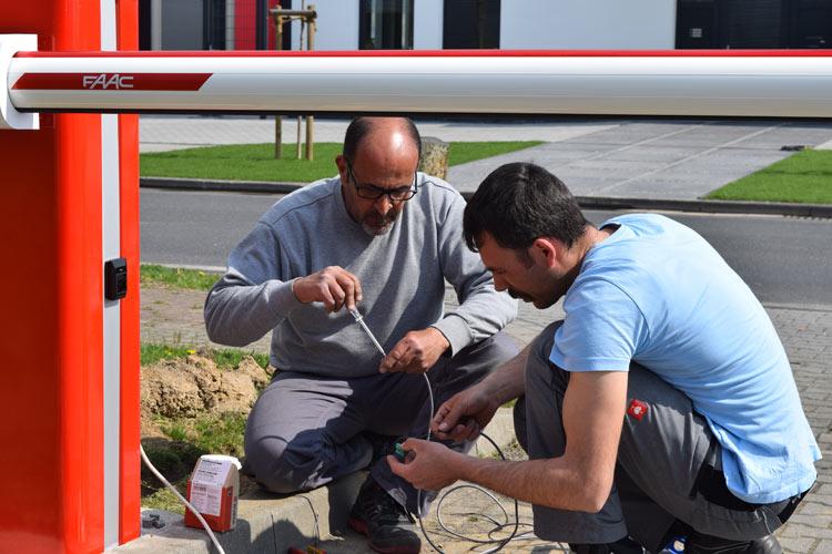 OK Parts GmbH Ersatzteile Schranken