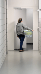 Smartdoor Hauszugang