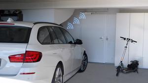Smartdoor Zugang Garage